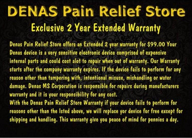 DPRS Warranty