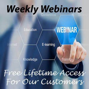 Weekly Webinar
