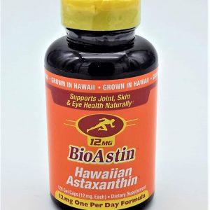 Astaxanthin Front